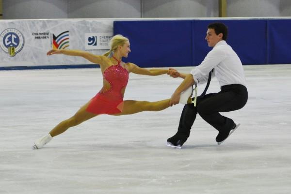 ALJONA SAVCHENKO & BRUNO MASSOT, EISKUNSTLAUF