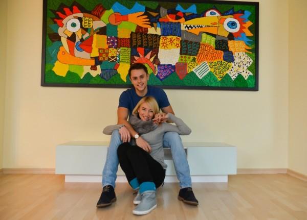 ALJONA SAVCHENKO & LIAM CROSS