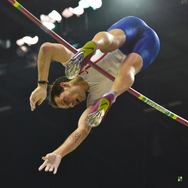ISTAF INDOOR, O2-ARENA BERLIN 2015