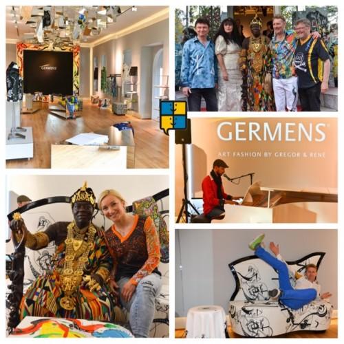 Eröffnung GERMENS-Store