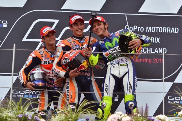 MOTO GP 2015, SACHSENRING