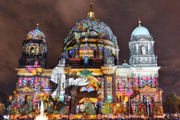festival of lights 2016, BERLIN
