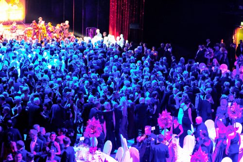 Leipziger Opernball: Billy Ocean und Kasatschok